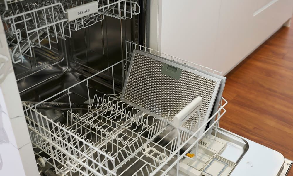 Dishwasher detergent