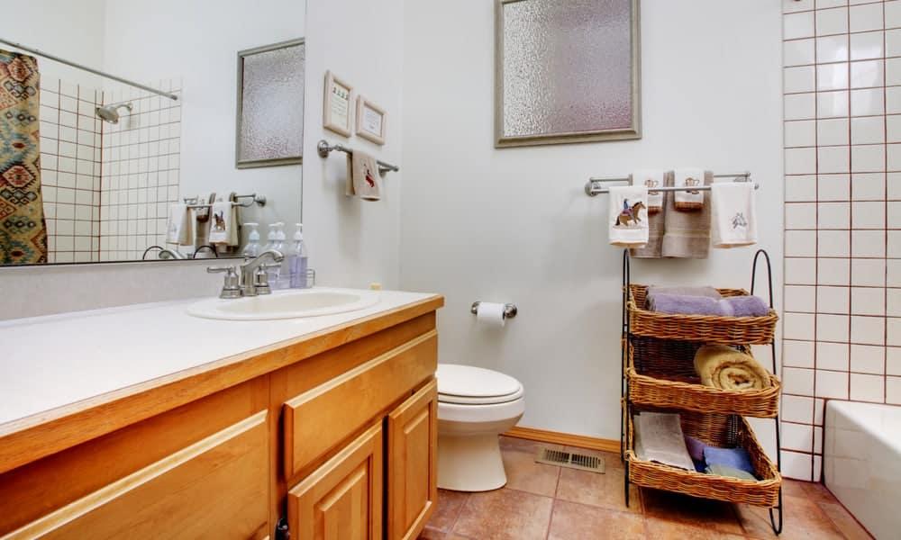 30 Bathroom Organizer Ideas - Bathroom Organization for More Storage