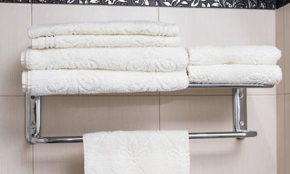 Metal Holders for Towels