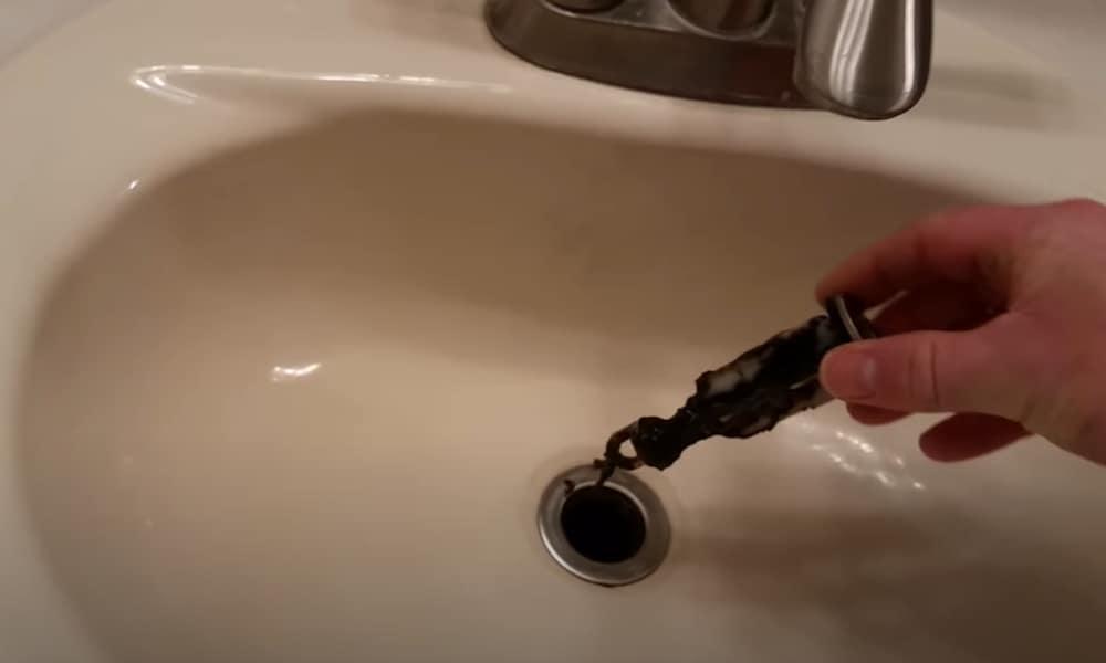 Remove the stopper 1