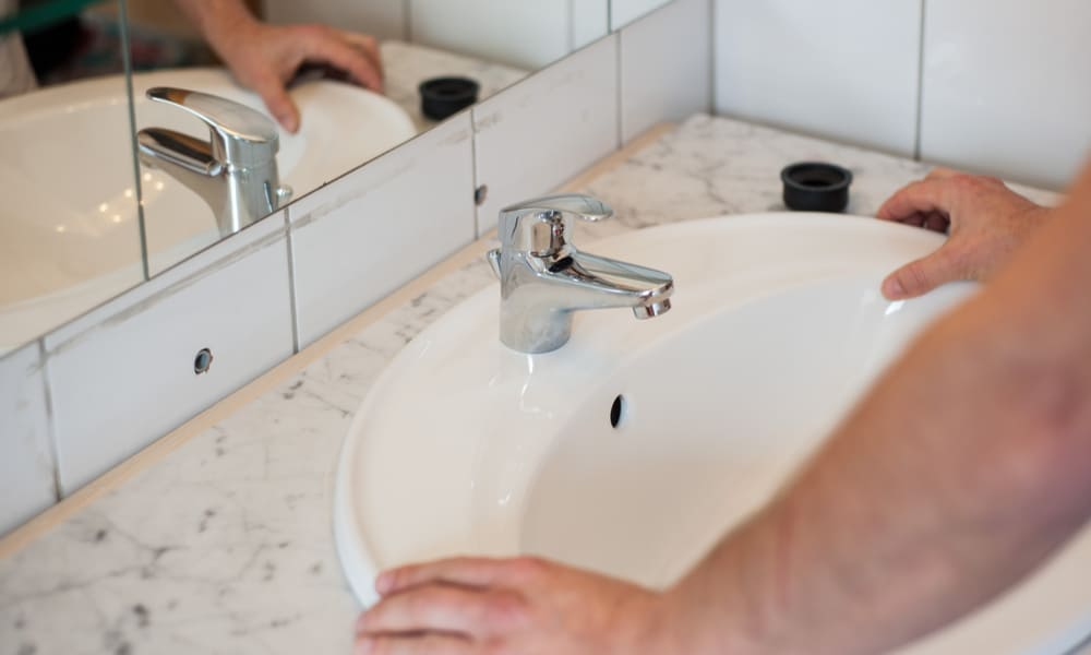 13 Easy Steps to ReplaceInstall a Bathroom Sink