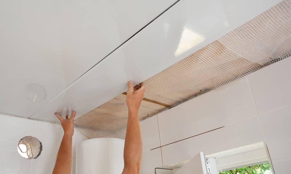 15 Best Bathroom Ceiling Material