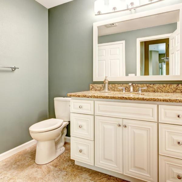 27 Homemade Bathroom Vanity/Cabinet Plans You Can DIY Easily