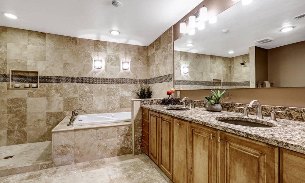 33 Master Bathroom Vanity Ideas