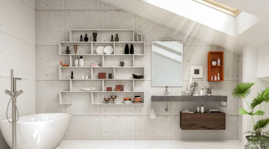 33 Rustic Bathroom Ideas, Designs & Pictures
