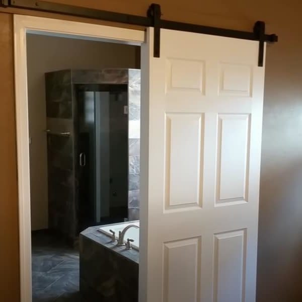 Barn Door for Bathroom: Is It a Good Idea?