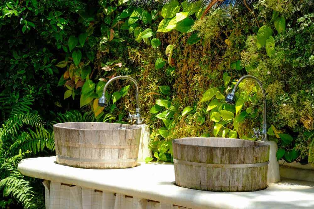 Barrels for Vanities