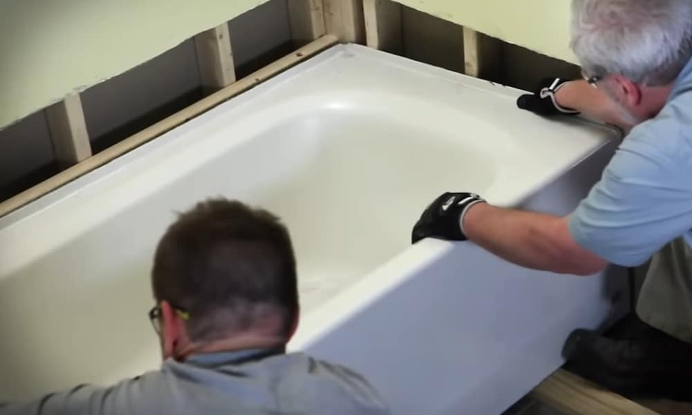 Bath Fitter Cost vs. Replacement Cost