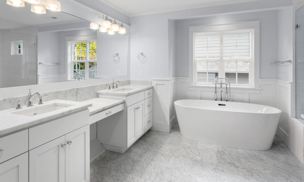 Bathroom Wainscoting Everything You Need To Know