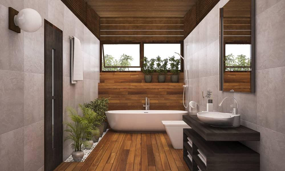 Contemporary Cabin