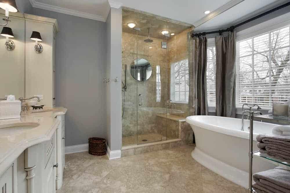 Glassdoor Shower