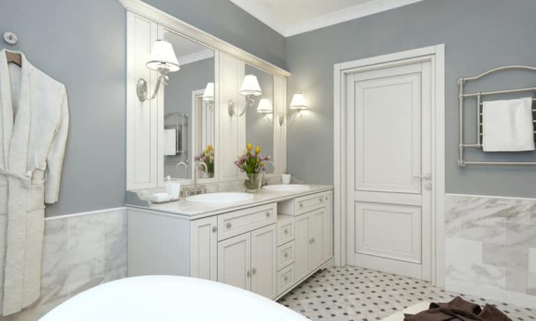 How to Choose the Best Paint for the Bathroom