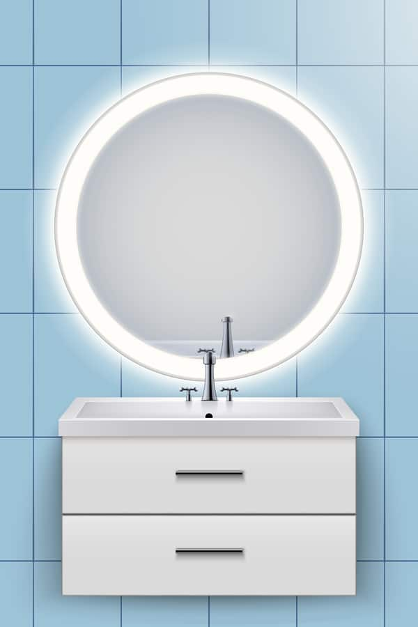 LED-Light Mirror