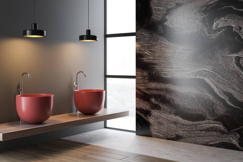 Red Sinks Design