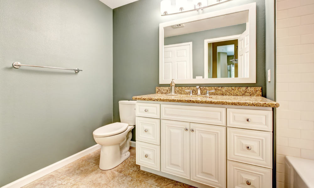Standard Bathroom Vanity Dimensions Height Sizes Depth