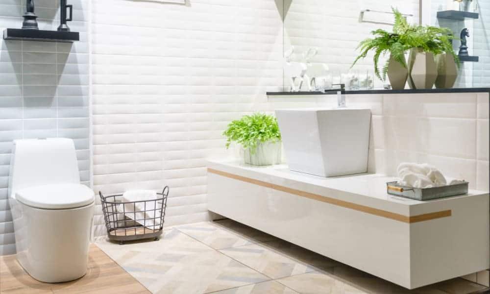 What is a Half (12) Bath (Powder Room)