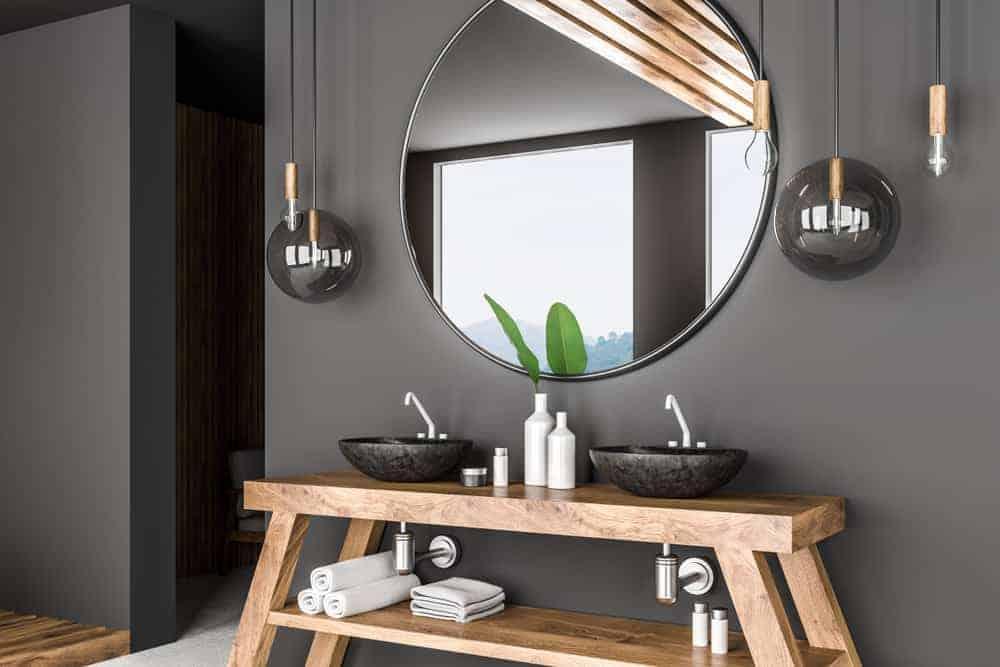 Wooden Countertop 1