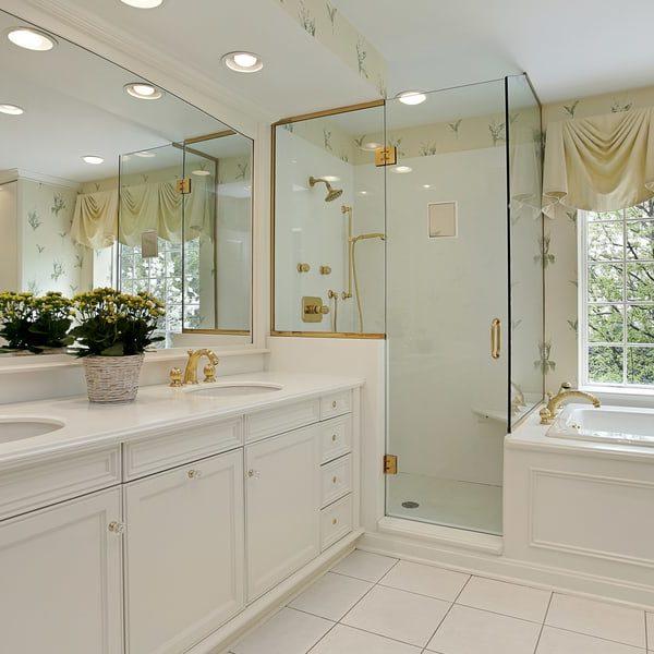 31 Bathroom Lighting Ideas – Shower Light Ideas