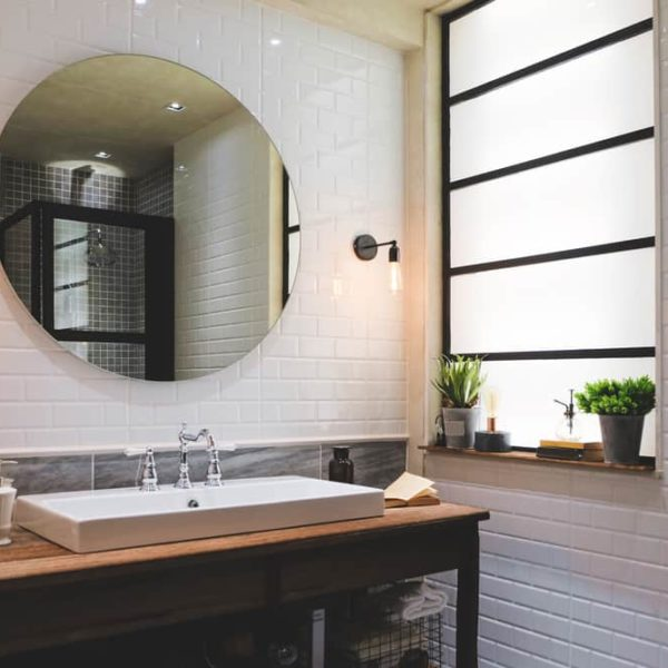 31 Bathroom Mirror Ideas – Unique Bath Mirrors