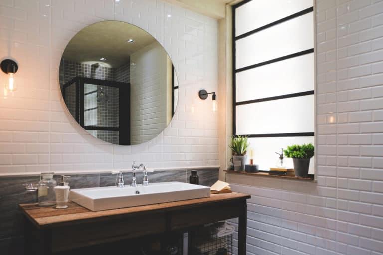 31 Bathroom Mirror Ideas - Unique Bath Mirrors