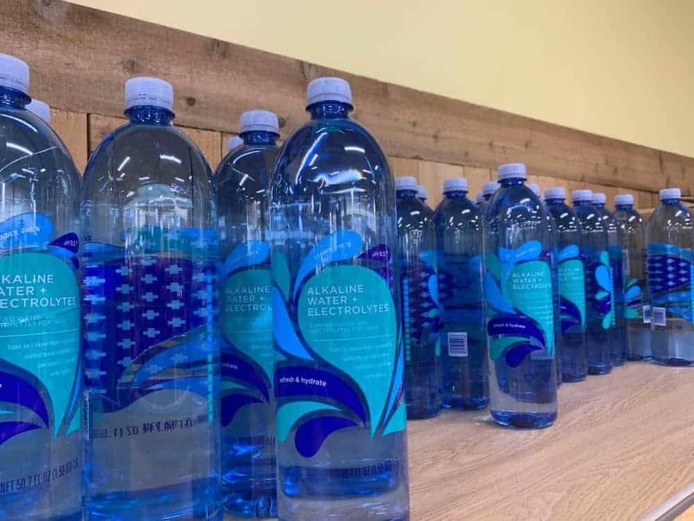 Best Alkaline Water Brands