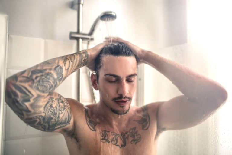 Can You Shower After Getting A Tattoo