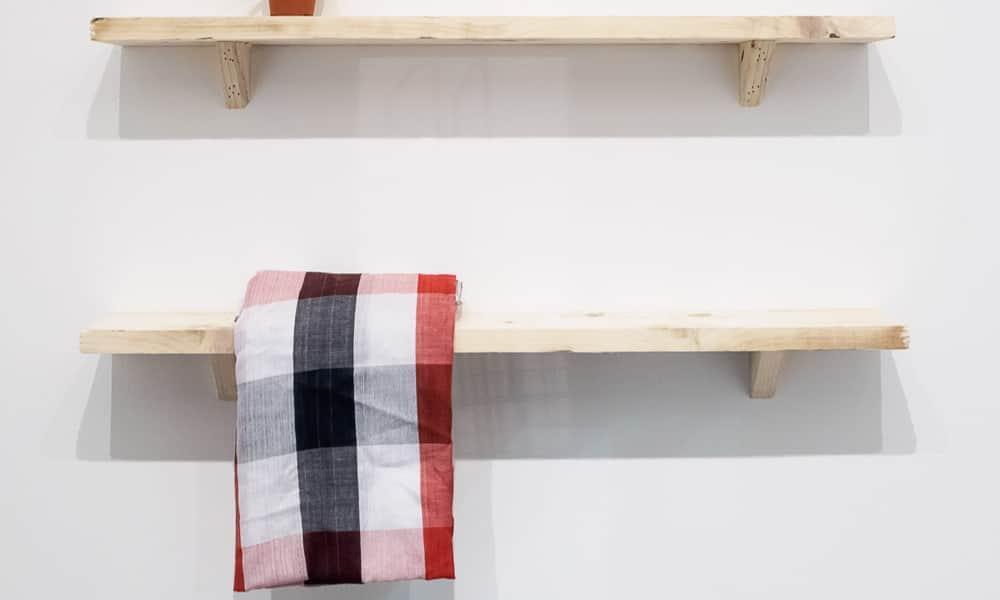 Home-made Shelves