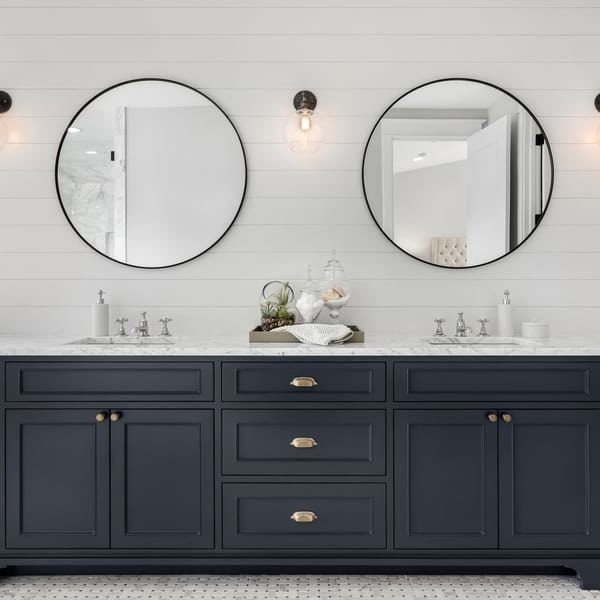 27 DIY Bathroom Vanity Makeover Ideas