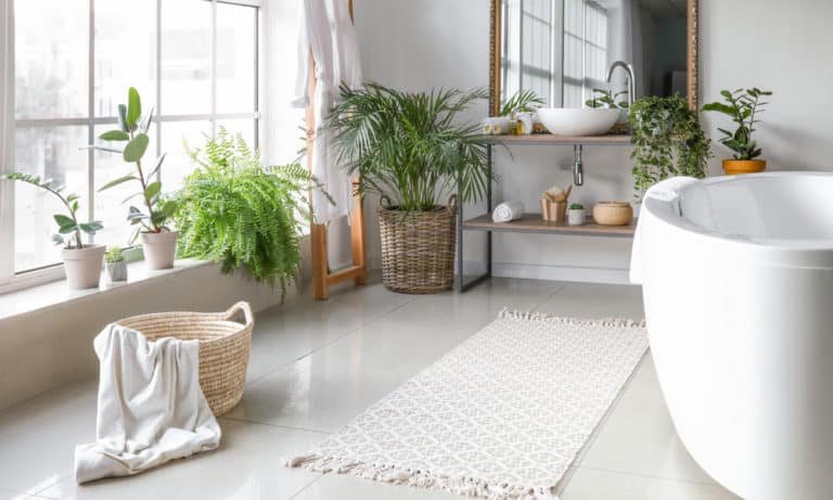 27 Homemade Bathroom Rug & Mat Ideas You Can DIY Easily