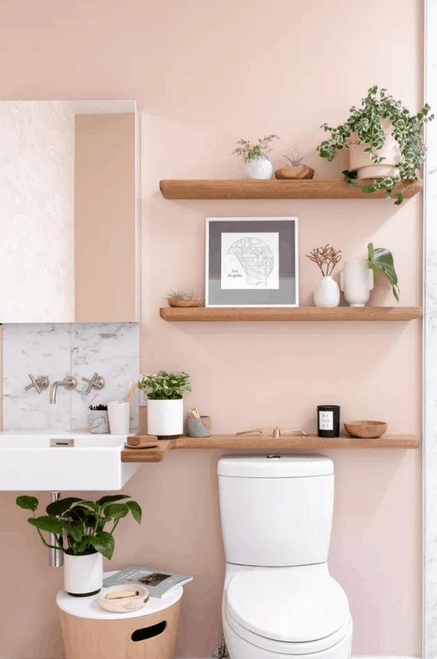 Bathroom Shelves A DIY Homeowner's Guide