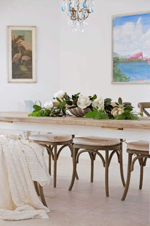 Beach House Tablescape Designs