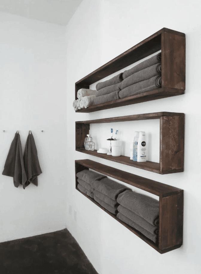Easy-Build Box Shelves