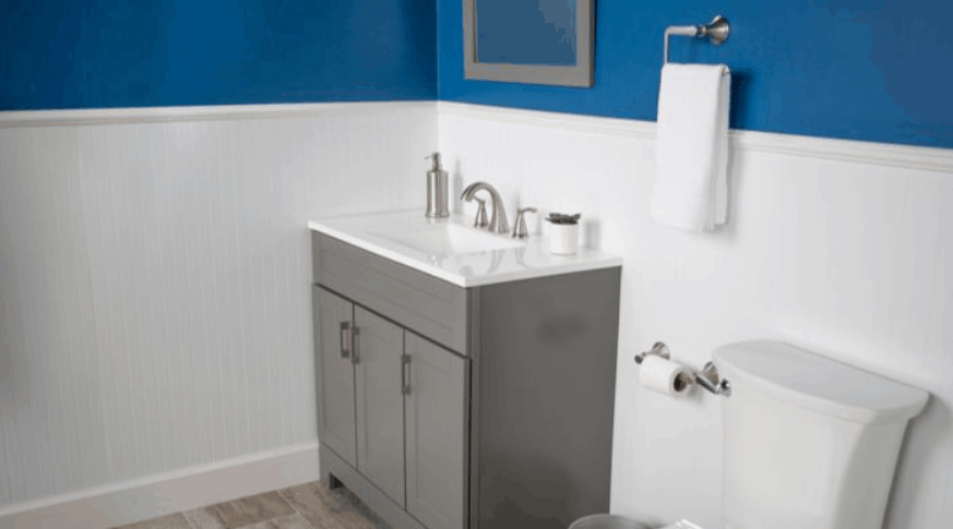 How to Install a Bathroom Vanity and Sink