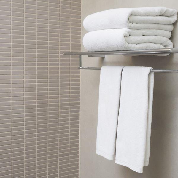 27 Homemade Bathroom Towel Rack Ideas You Can DIY Easily