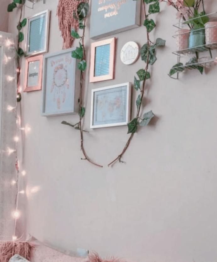 Dollar-Tree Wall Art (Inspirational Ideas)