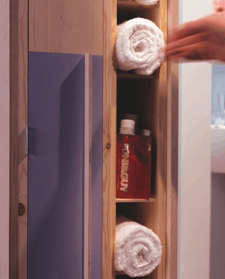 How to Build a Wooden Bathroom Cabinet