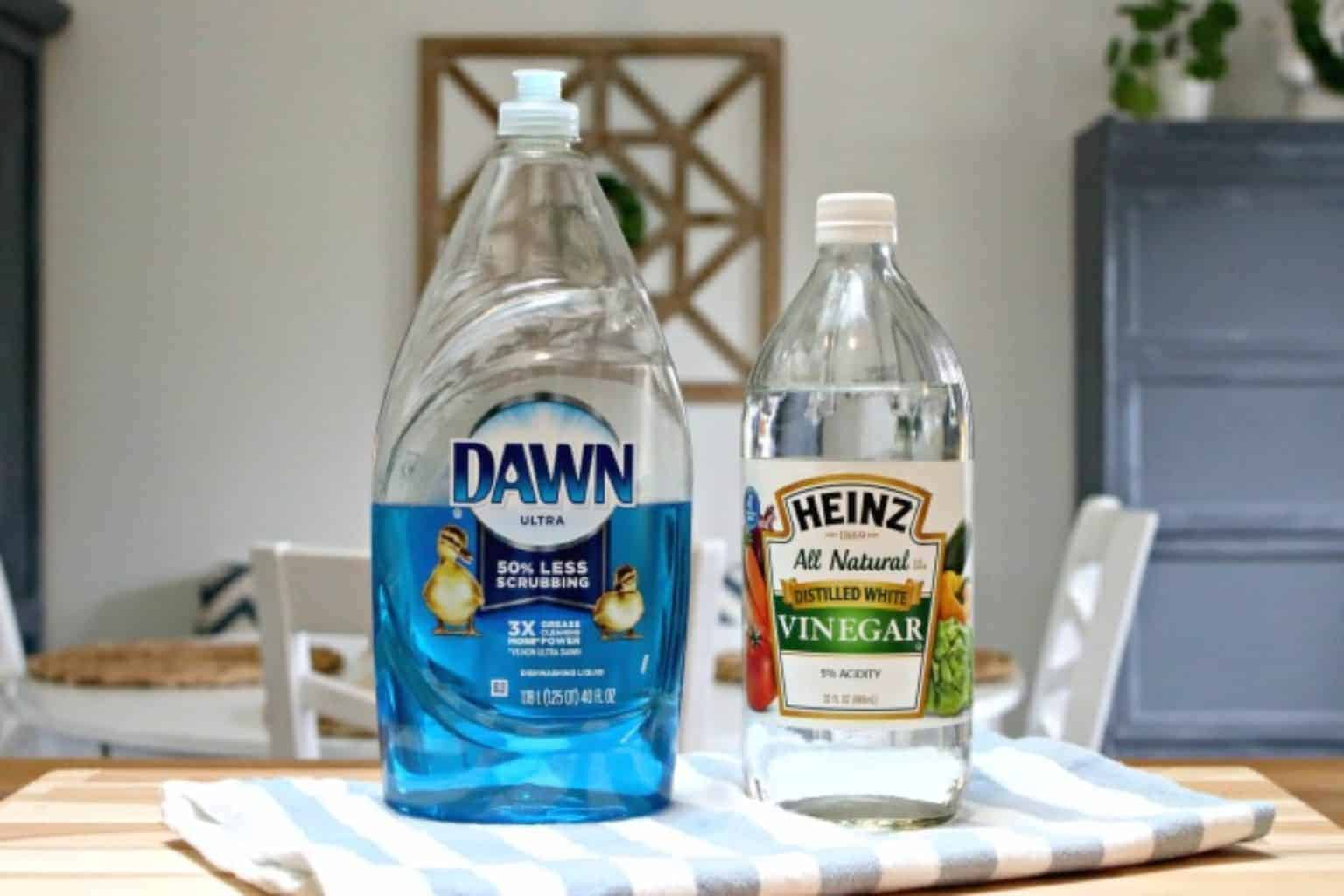 2 Ingredient Bathtub and Shower Cleaner that Removes Soap Scum – Mom4real.com