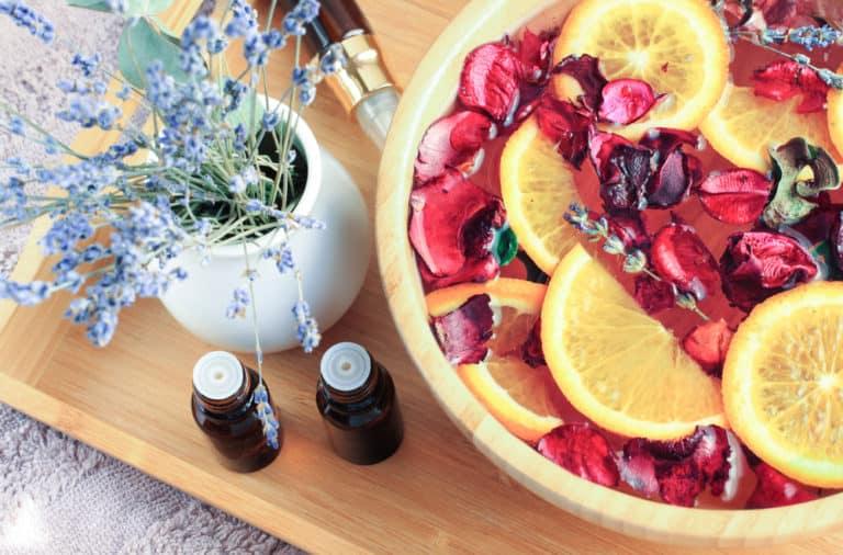 31 Homemade Bath Oil Recipes You Can DIY Easily