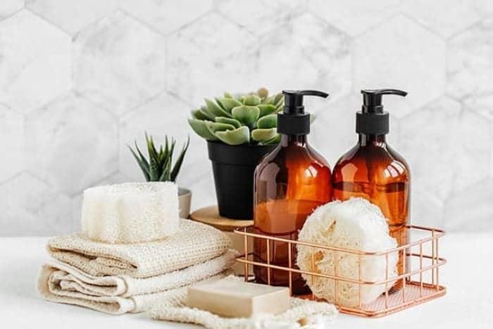Aloe Vera DIY Bubble Bath