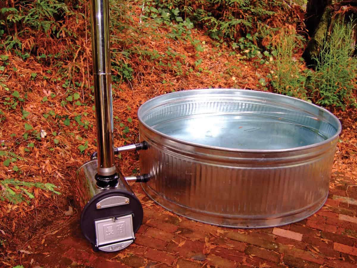 Chofu Wood-Fired Hot Tub – Make