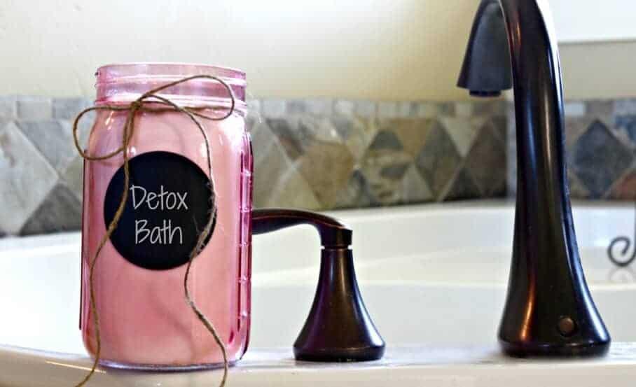 Coconut Mama's DIY Detox Bath