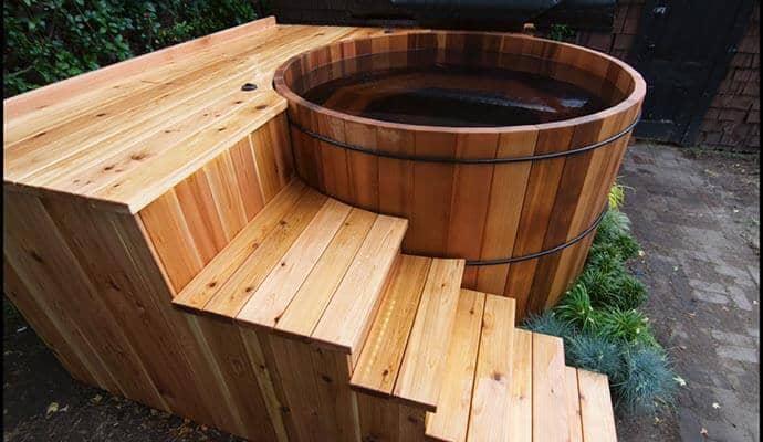 DIY Constructing a Wood Fired Hot Tub – Azjunkremoval.com