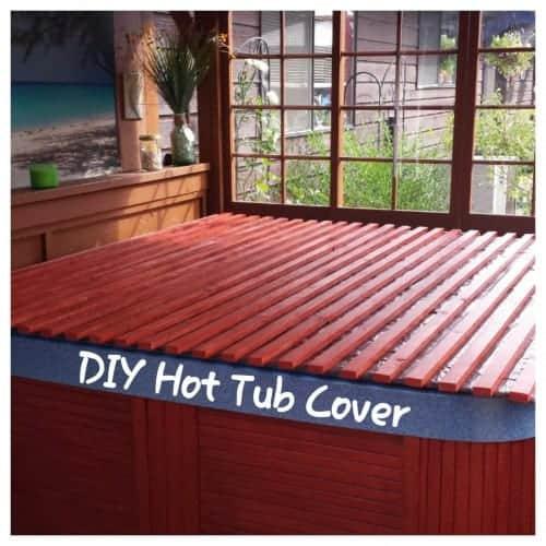 DIY Hot Tub Cover – Doubledeckerdiy