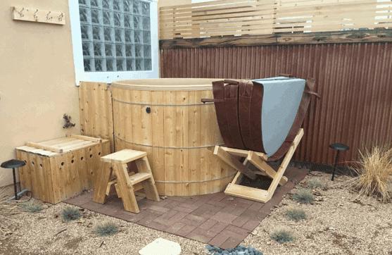 How to Build a Cedar Hot Tub – Home, Garden and Homestead