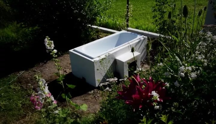 How to Build a Soothing Wood-Fired Hot Tub – Hometalk