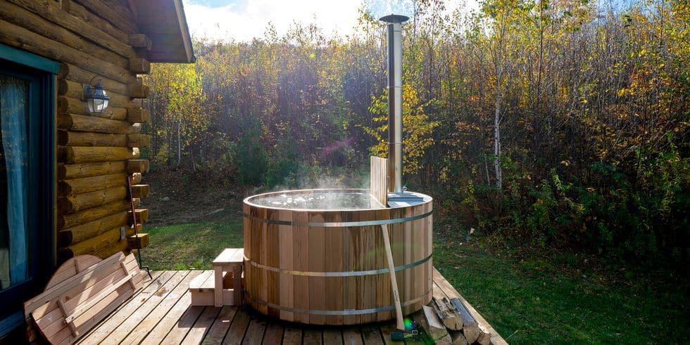 How to Build a Wood-Fired Hot Tub – Popularmechanics.com
