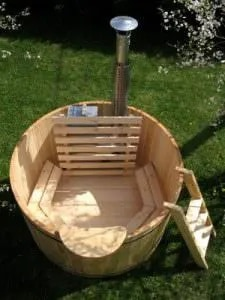 How to Build a Wood Fired Hot Tub – The Cover Guy 2