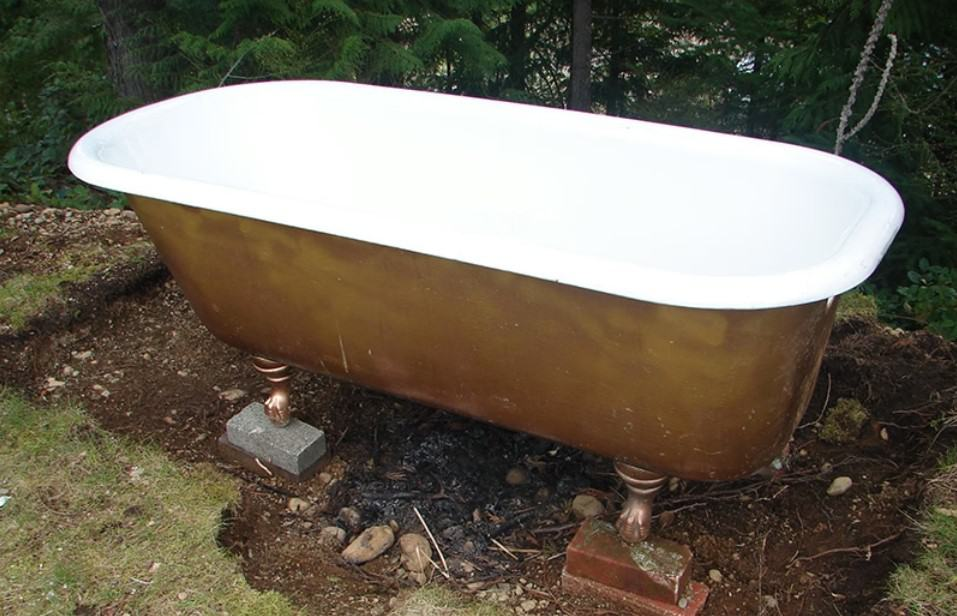 """How to Make a """"Poor Man's"""" Hot Tub – Eartheasy Guides & Articles"""