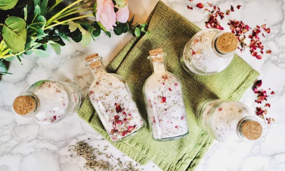 Merry Messy Detox Bath Salts