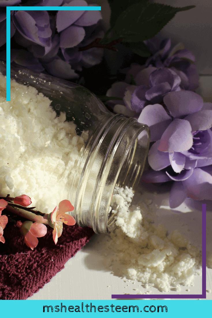 Ms. Health Esteem DIY Coconut Milk Bath